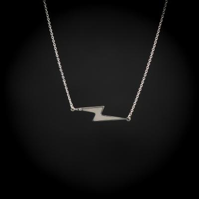 Necklace lightning