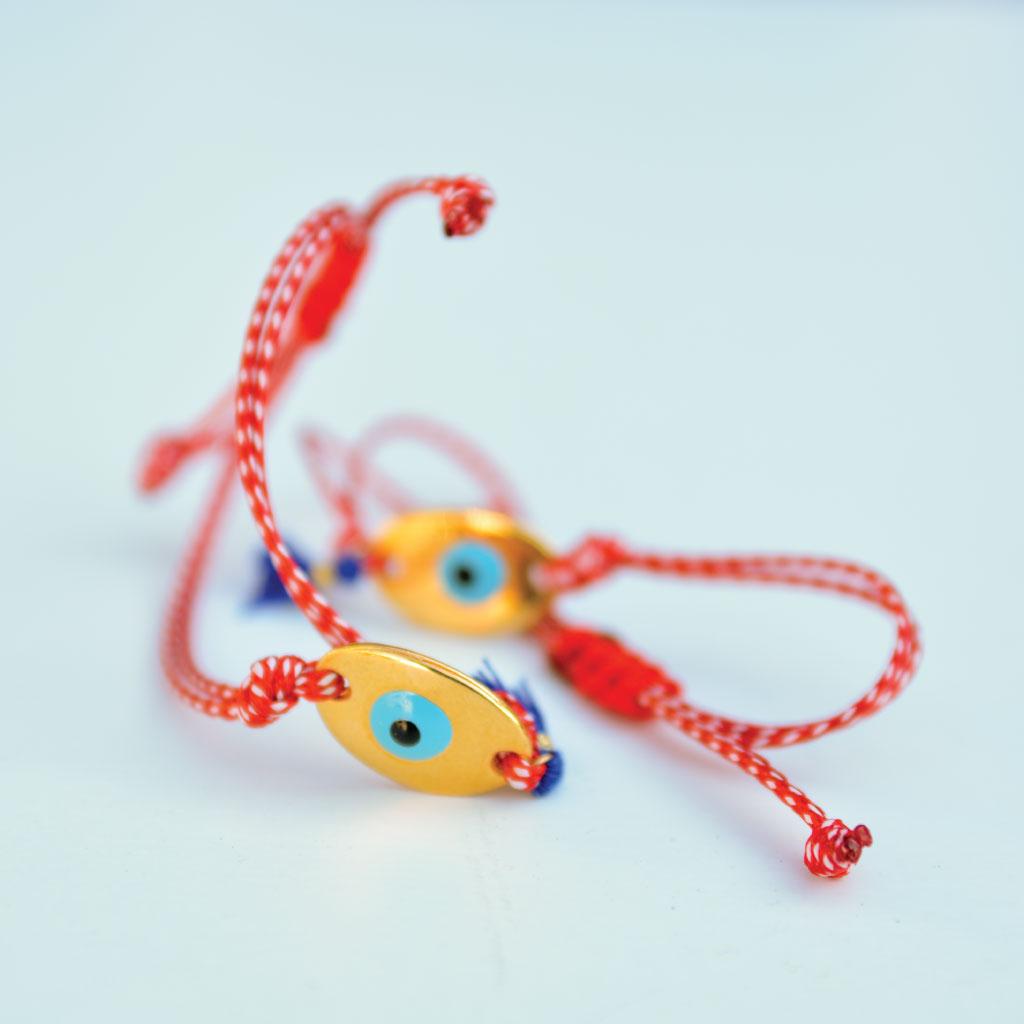 Martaki bracelet (with tassel)