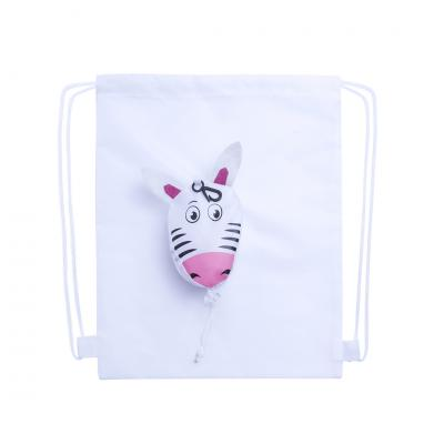 Kids bag with animals